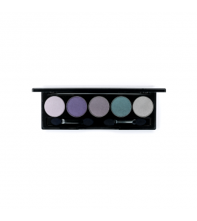 EYESHADOW 5 PALLET BROWN...