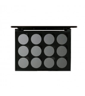12 WELL SHADOW REFILL. MGM MAKEUP.